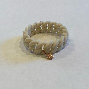MARC by MARC JACOBS turn lock stretch bracelet